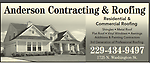 Anderson Contracting & Roofing