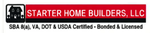 Starter Home Builders, LLC