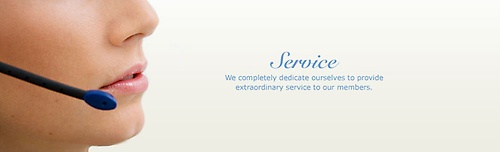 We appreciate our customers through excellent service.
