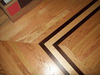 Wood Floor Deco