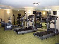 Fitness Room - Equipment for both Cardio & Strength Training Workouts