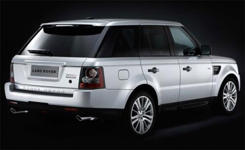 Range Rover Sport:  provides premium levels of prestige and comfort.