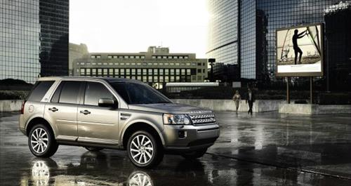 Land Rover LR2: complements your action-packed life �¢?? and does so with consummate style