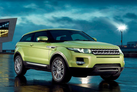 Range Rover Evoque | 28 MPGWith an engaging blend of dynamic handling and refined engineering, it�¢??s also the most sustainable Range Rover ever.