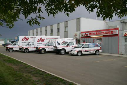 LSM vehicles