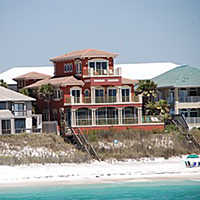 Salt Air Luxury Beachfront Home in South Walton