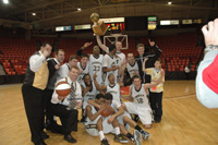 2011 NWAACC Basketball Champions