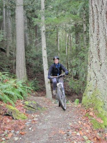 Mountain Biking the Adventure Route