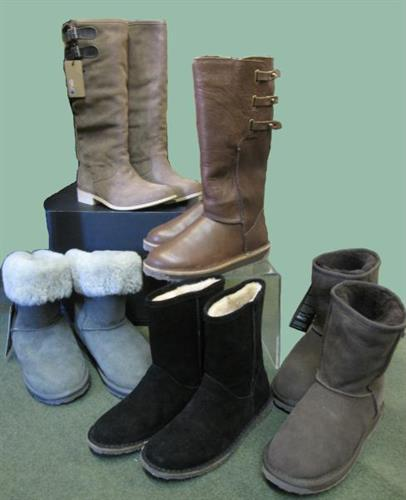 Emu boots are here!!