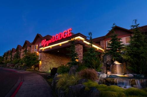 Spend the best night of your life at the Olympic Lodge!