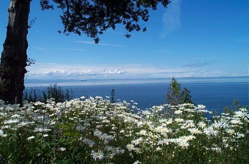 Strait of Juan de Fuca, Victoria British Columbia, San Juan Islands