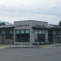 Clallam Title Sequim Office