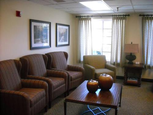 Resident & Family Lounge