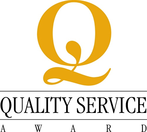 We are a Quality Service Award winning office