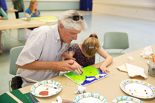 Braille Art Day