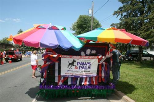 Lake Front Days Parade