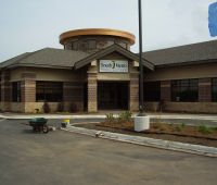 Our main office at 2573 Credit Union Drive in Prior Lake