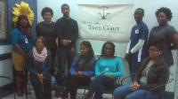 Winning School Goldsboro High Teen Court Volunteers