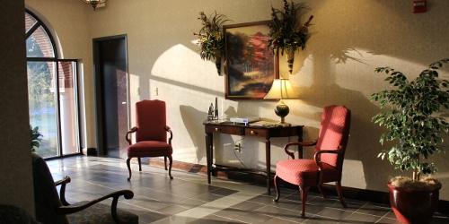 Lobby - Suburban Executive Suites