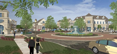 New Town Center