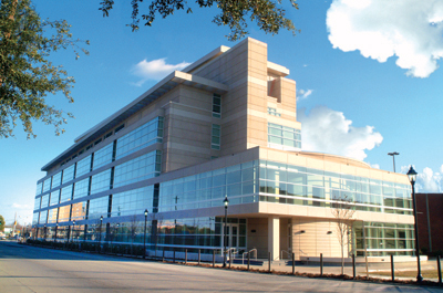 Georgia Regents University Cancer Research Center