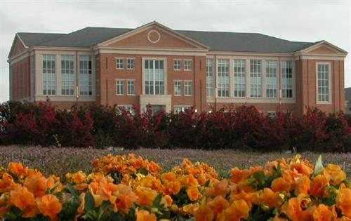 Auburn University OIT Building and Data Center