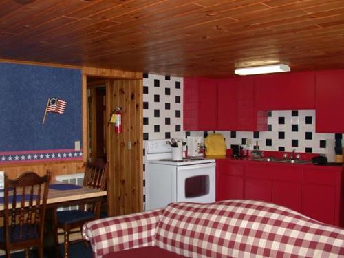 Interior Cabin #3