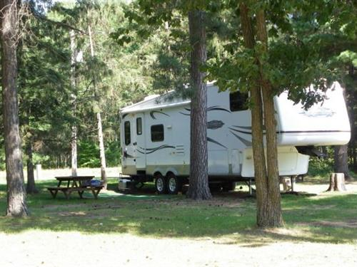 Whippoorwill Resort Campground - Site 2