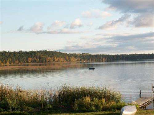 Upper Bottle Lake