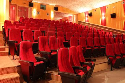 park theatre theater art culture amp entertainment