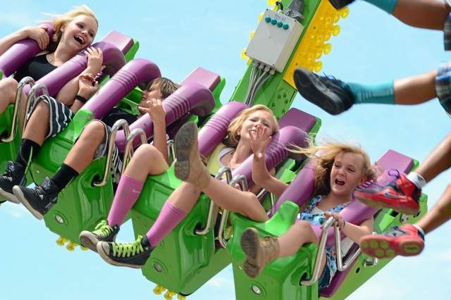 Entertainment: Marin County Fair off to a good start