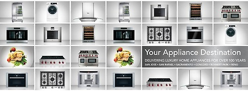 Your appliance destination