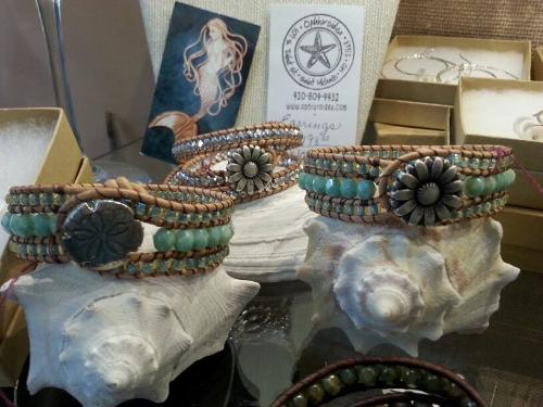 Bohho beach jewelry made in the USA