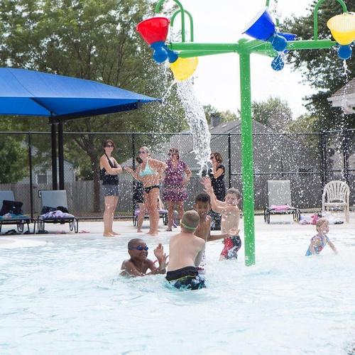 Civic Center Aquatic Park Oswegoland Park District South Southwest Suburbs West Far West