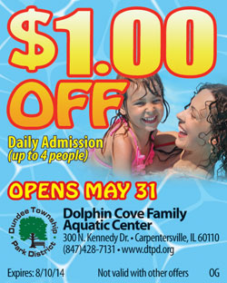 Dolphin cove coupons