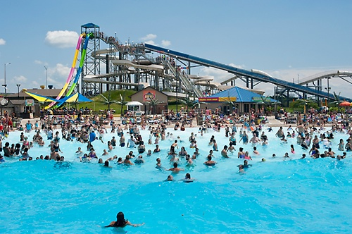 Magic Waters Waterpark Outdoor Activities Rockford