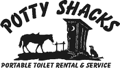 Potty Shacks