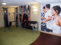 Our Fitness Room, Open 24 hours a day  - Expanded & Renovated in 2012