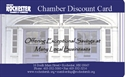 Picture of Chamber Discount Card