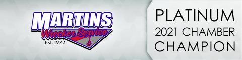 Martin's Garage Services & Wrecker, Inc.