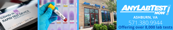 Any Lab Test Now - Ashburn