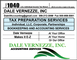 Dale Vernezze, Inc.
