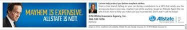 DM White Insurance Agency, Inc., Allstate Agency