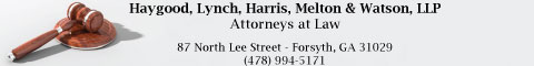 Haygood, Lynch, Harris, Melton, & Watson, LLP