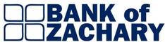 Bank of Zachary