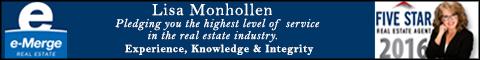 Lisa Monhollen Realtor - e-Merge Real Estate