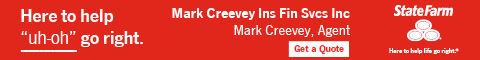 State Farm Insurance Agent Mark Creevey