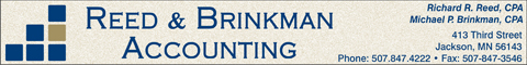 Reed & Brinkman Accounting