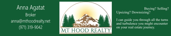 Anna Agatat - Mt Hood Realty