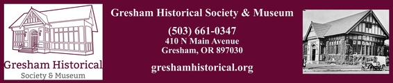 Gresham Historical Society & Museum
